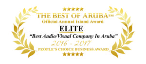 The Best Audio Visual Company At Aruba 2016-2017